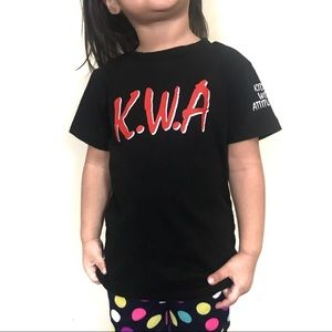 Kids With Attitude Tee